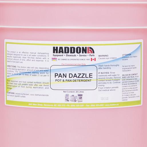 Pan Dazzle Pot Amp Pan Detergent Haddon